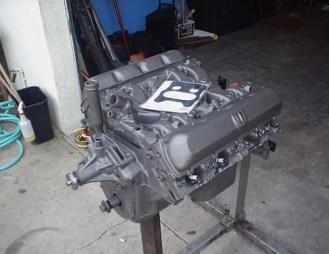 Custom Build Crate Motorhome Motors (455 & 403) - Cooperative Motor