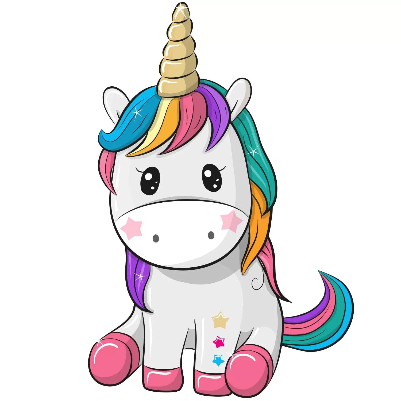 Cute Unicorn Iron On Transfer Gm Crafts