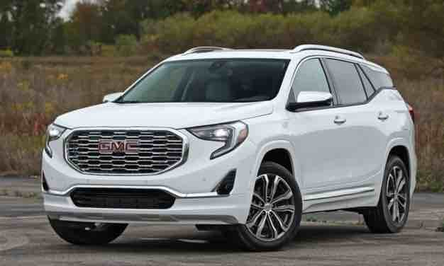 2020 GMC Terrain SLT, Changes, Redesign >> 2019 Gmc Terrain Reviews And Changes Gmc Suv Models