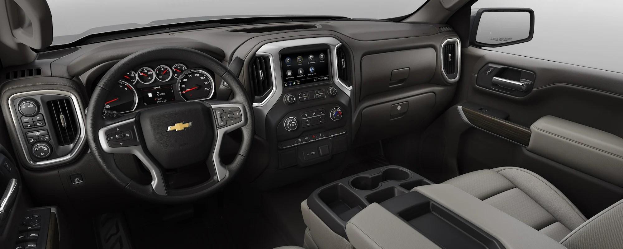 2020 Chevrolet Silverado 1500 Full Size Pickup Truck Gm