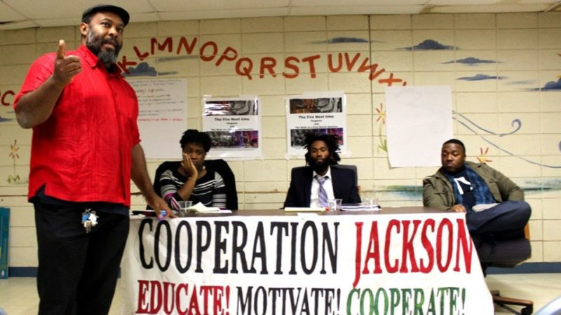 A movement with a plan: Co-operation Jackson
