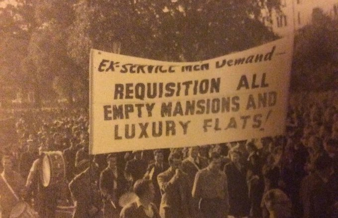 Learning from housing histories: Why we need to requisition property to address the pandemic