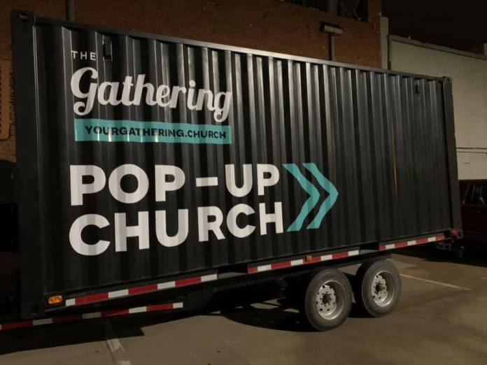 The Gathering Wrap