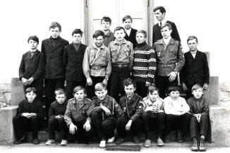 Blizyce - Druzyna Zwiazku Harcerstwa Polskiego - 1971