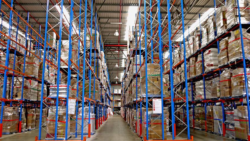 Warehouse 3 Gmk Logistics