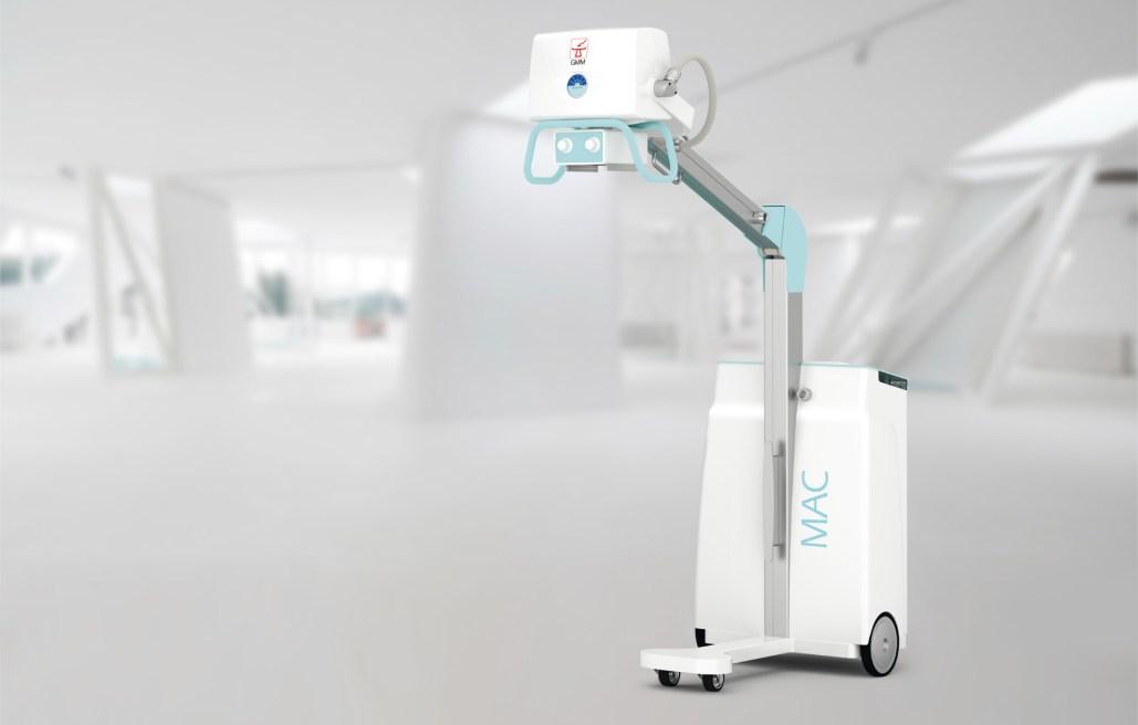 MAC Mobile X-ray unit