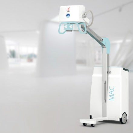 MAC Mobile X-ray unit