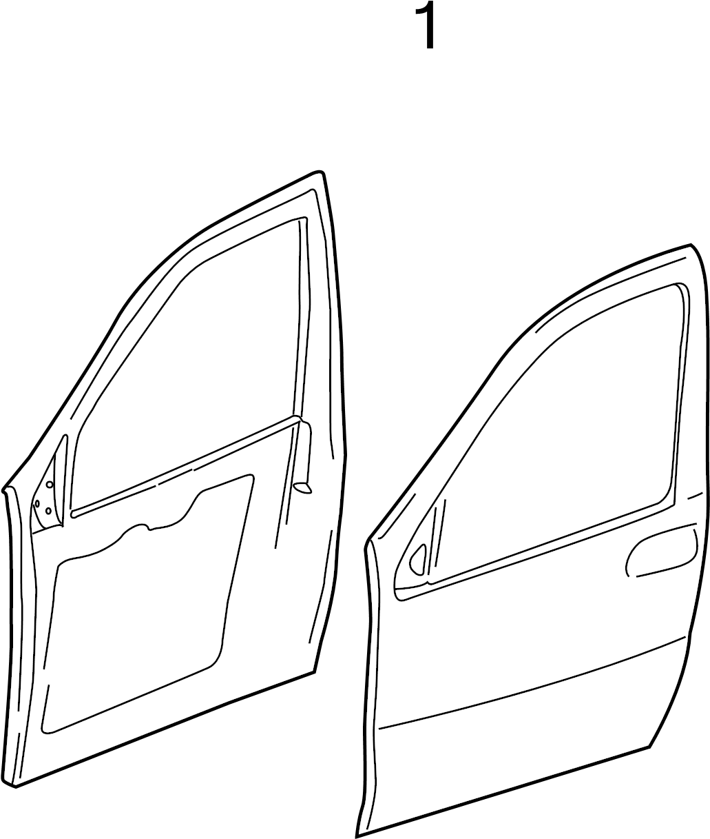 Pontiac Montana Sv6 Parts Diagrams