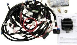 MEFI 4 ECU and Wire Harness Kit, Ram Jet 350: GM Performance Motor