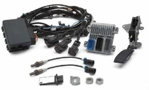 Chevy LS376480 Controller Kit: GM Performance Motor