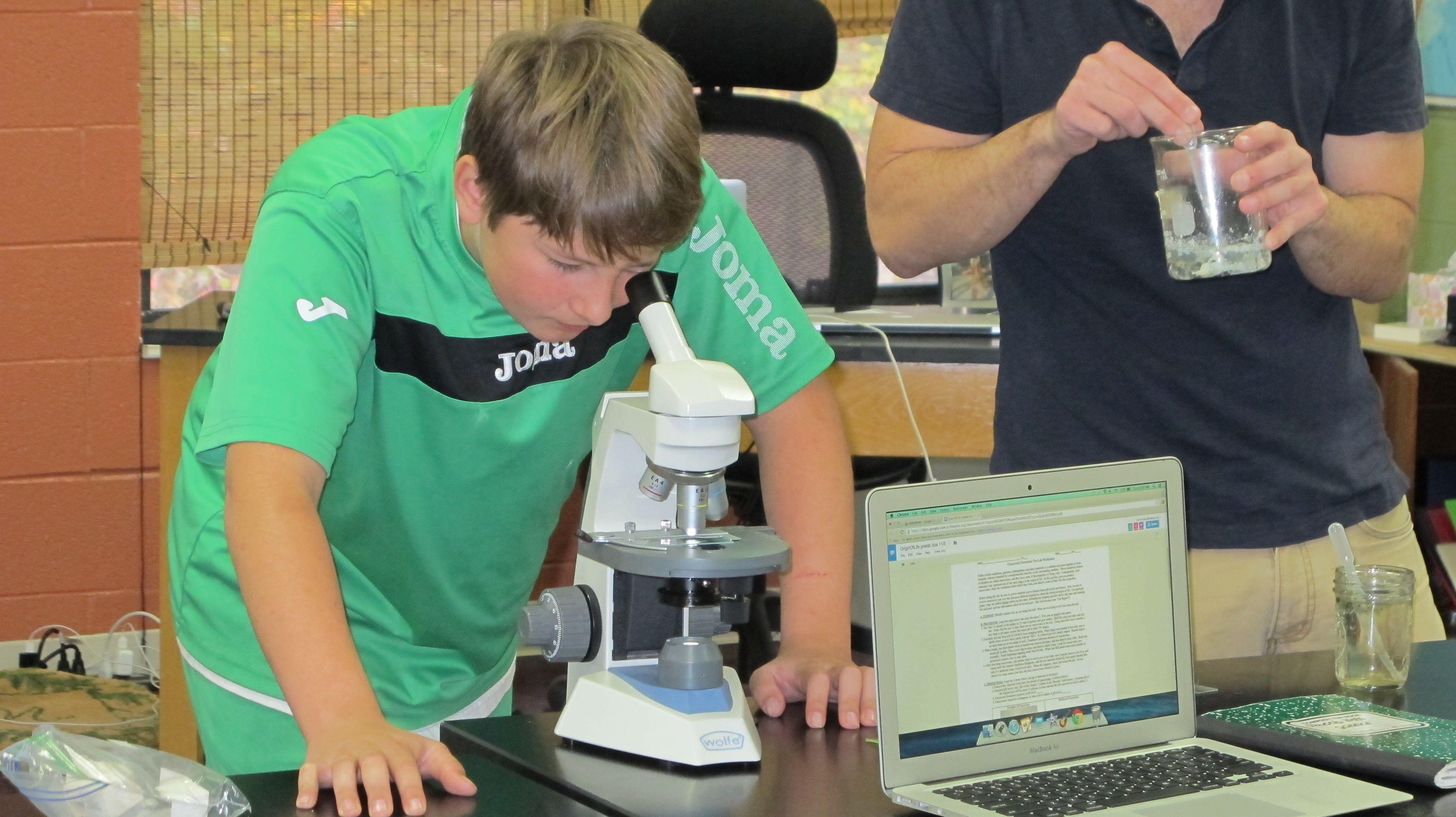 Greensboro Montessori Middle School