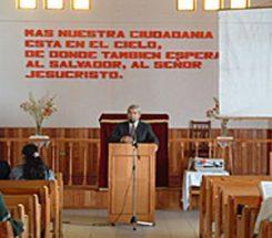 UCB La Serena, Chile