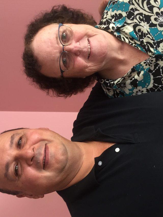 Raul and Jane Villalba