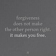 spirituality forgiveness, Are you