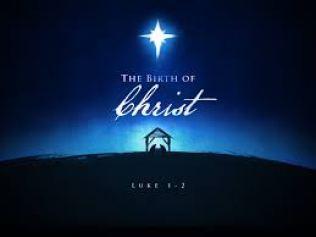 Christmas, Christ Birth