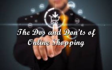 Online shopping dos donts tips