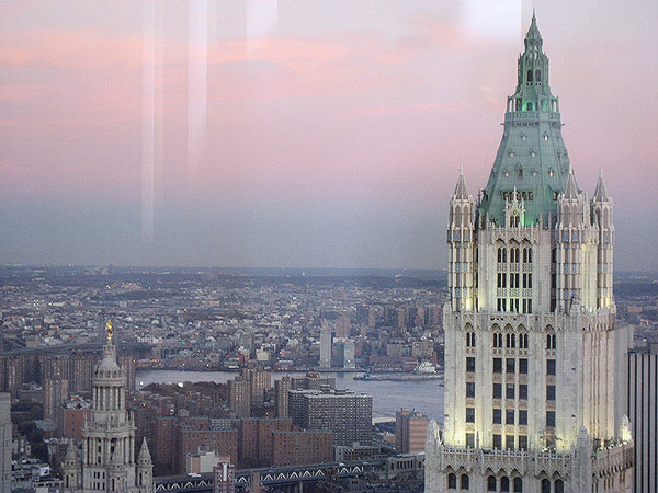 The Woolworth Building