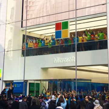 microsoft 677 fifth opening
