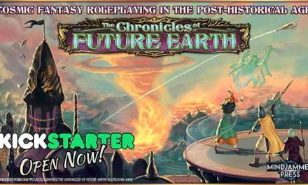 Chronicles of Future Earth with Sarah Newton