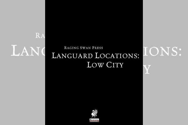 Languard Locations: Low City – RPG Review