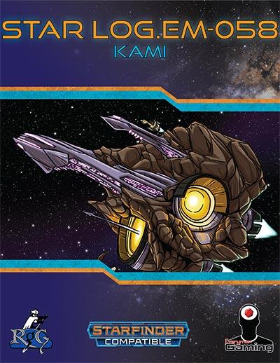Star Log.EM-058: Kami