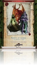 Beasts of Legend Coldwood Codex