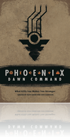 Phoenix: Dawn Command cover