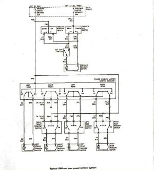 Power Windows Troubleshooting Info | GM Square Body  1973