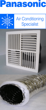 Panasonic diy air conditioning