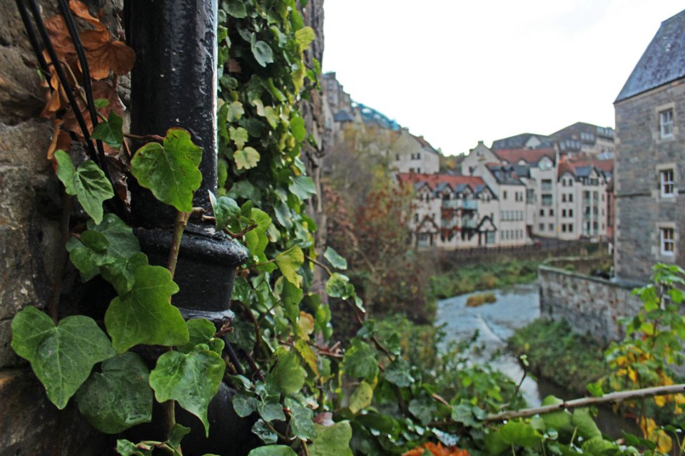 Edimburgo Dean Village