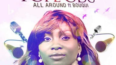 Photo of MUSIC : Tope Odu Ft. B.O.U.Q.U.I – All Around