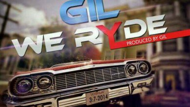 Photo of New MusiC : GiL – We Ryde ( Prod by GiL )
