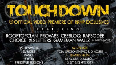 Photo of Event : Random Rap Hip-Hop Project [#RRHP] Presents 'Touch Down'   MarcH 15, 2014
