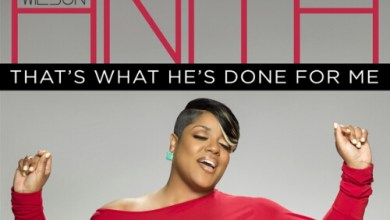 "Photo of Anita Wilson Releases 1st Single ""That's What He's Done For Me"" From Her Upcoming Album 'VintageWorship'"