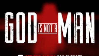 "Photo of MusiC : Mark-T – ""God Is Not A Man"" (@Markieart) #SooBlessed"