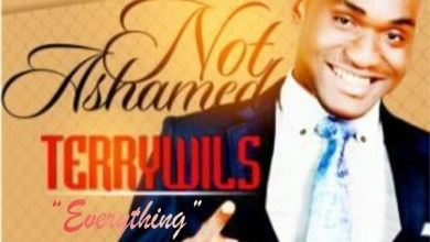 """Photo of MusiC :  Terrywils – """"Everything"""" Off """"Not Ashamed"""" Album 