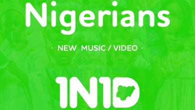 """Photo of Video + Audio: One Nation One Destiny Initiative Presents """"We Are Nigerians""""   @1nation1destiny"""