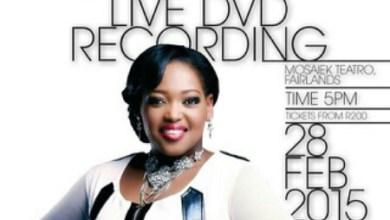 Photo of {Event} Ntokozo Mbambo Live DVD Recording | Feb 28, 2015 | SA