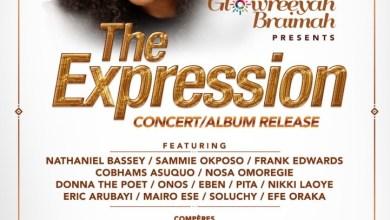 Photo of EVENT :: Glowreeyah Braimah Presents The Expression (Concert/Album Release) | This SUN, Oct 11th| @Glowreeyah