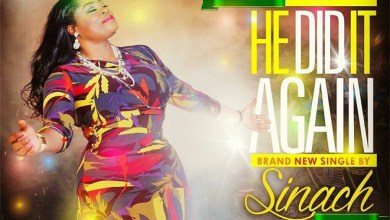 Photo of FREE Download :: Sinach – He Did It Again! | @Sinach