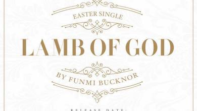 Photo of MusiC :: Olufunmilola Bucknor – Lamb of God ~ #GMPSundayChoice