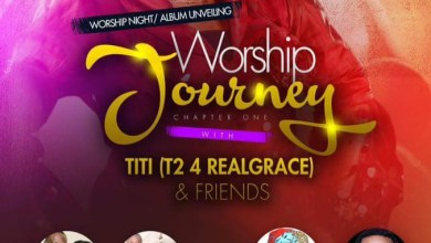 """Photo of T2 4 Real Grace Presents """"Worship Journey [Chapter One]"""" – Worship Night/Album Launch"""