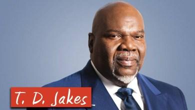 Bishop T.D. Jakes - Dallas Shootings