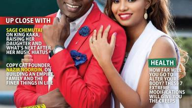 Photo of Daddy Owen Rocks The Cover Of DRUM Magazine East Africa!