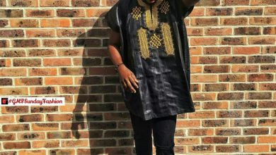 Photo of #GMPSundayFashion feat. Snatcha ; Sheer delight in Black!
