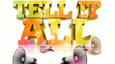 Photo of MusiC :: Chris Shalom – Tell It All (Free Download)   @Shalom_Chris