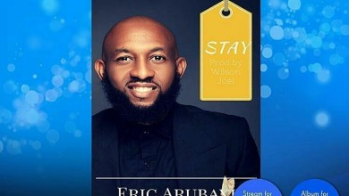 Photo of MUSiC :: Eric Arubayi – STAY