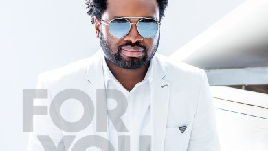 Photo of Cobhams Asuquo Reveals Cover & Tracklist For Forthcoming 'For You' Album