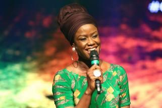 Image result for Sola Allyson speaks on 'collabo' with Adekunle Gold