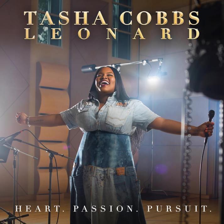 Tasha Cobbs - Heart Passion Pursuit